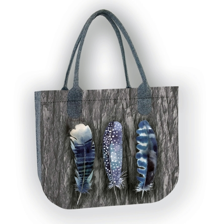 Torba filcowa LADY - Fly Away